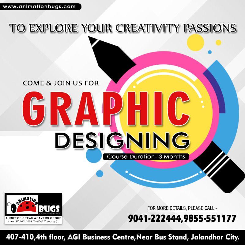 Graphic Designing Coaching Institute In Jalandhar Graphic Design Coaching Design