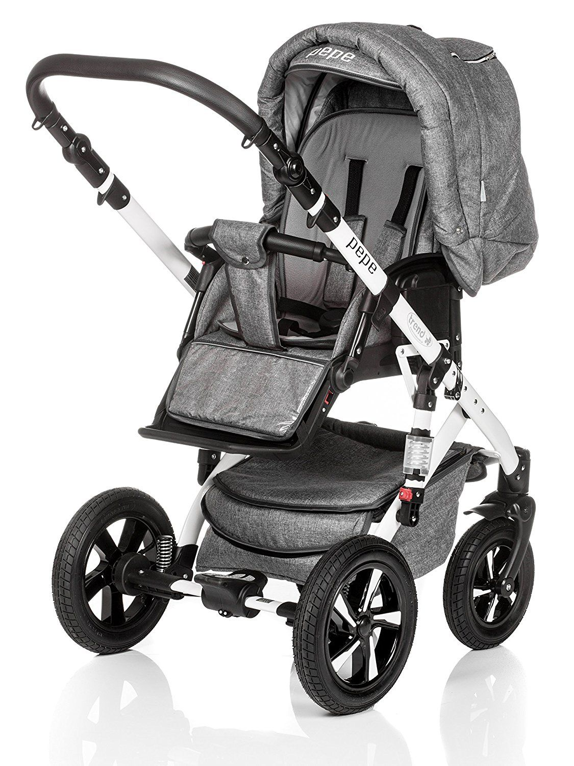 Baby Trend Sit N Stand Double Review Jogging stroller