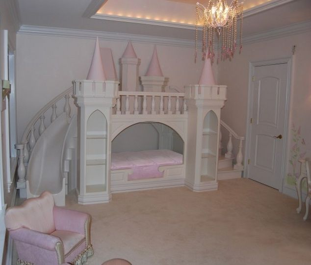 Castle beds for kids published on december 20th 2012 for Castle kids room