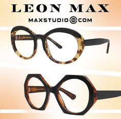 Turn Heads in Leon Max Limited Edition Specs | The Eyecessorize Blog