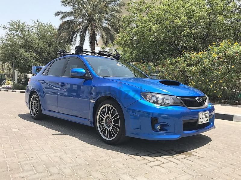 dubizzle Dubai | WRX: VERIFIED CAR! SUBARU WRX STI MANUAL GEAR 2012 ...