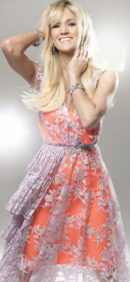Carrie Underwood. | Hey I\'d like to meet you | Pinterest | El ...