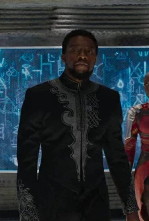 Black Panther Special Top And Pant Black Panther 2018