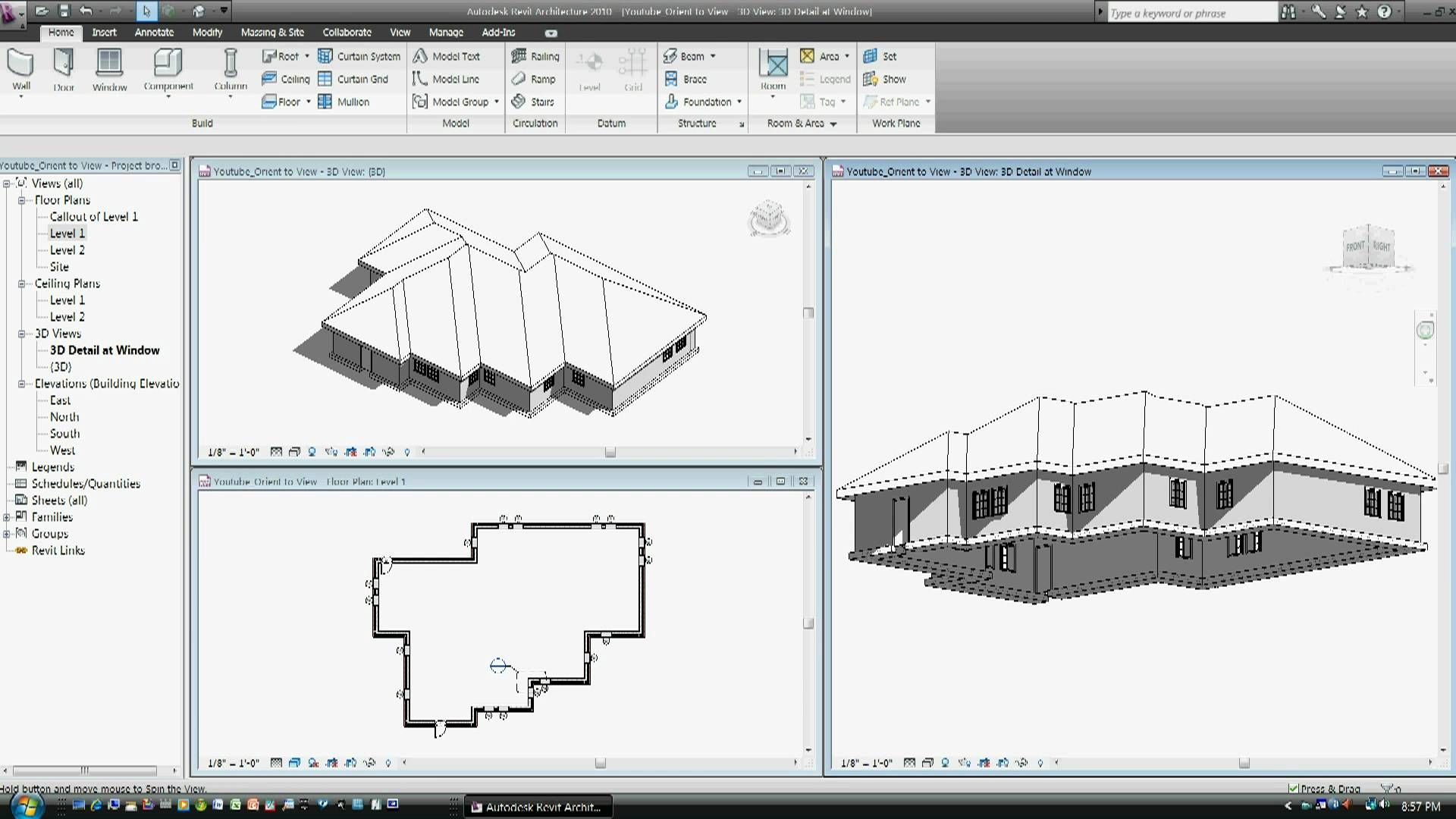 How To Make 3d Construction Details Watch From 2 00 Before That