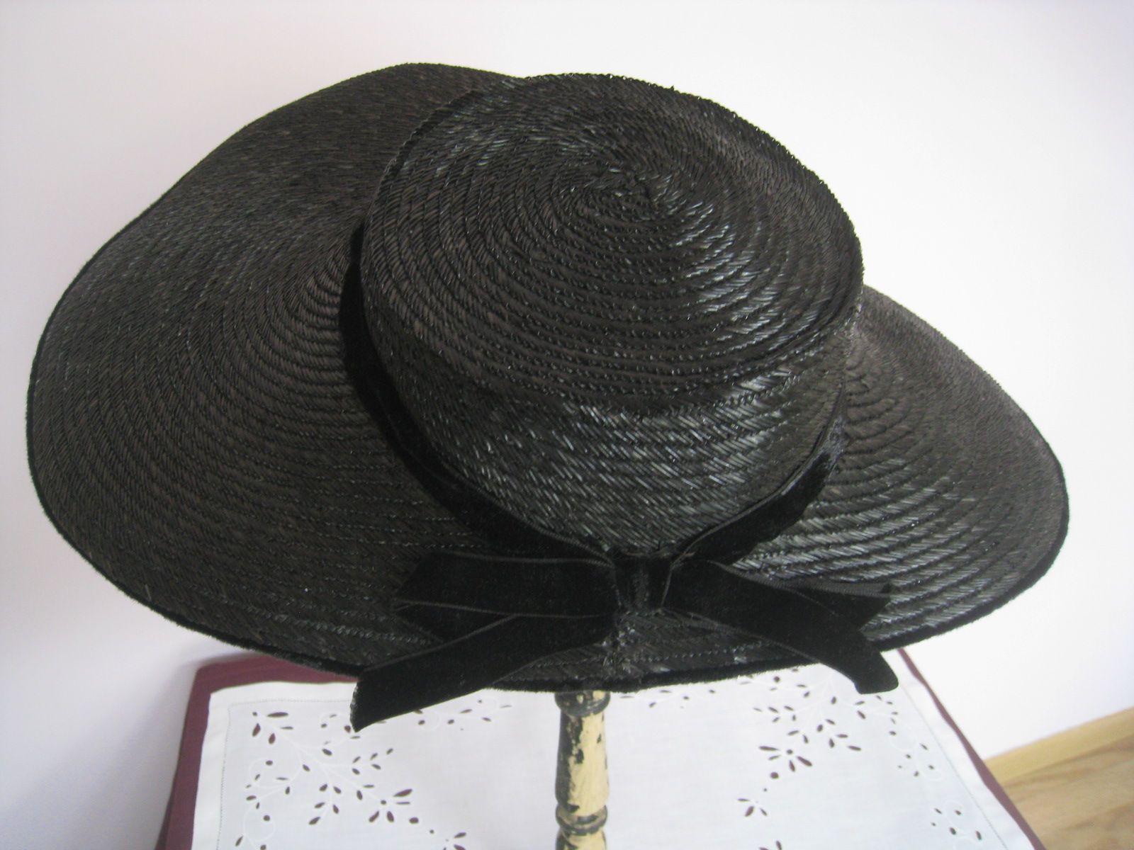 chapeau de femme 1950