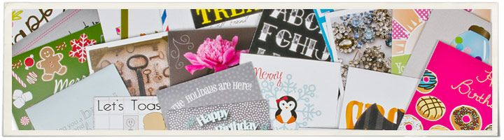 Cards for all occasions!