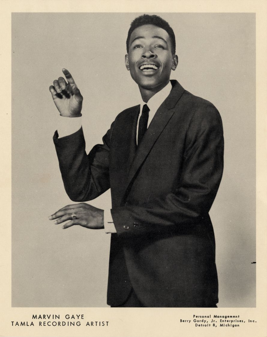 Marvin Gaye   DPL DAMS   Icons   Marvin gaye, Soul music, Soul funk