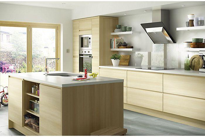 IT Marletti Oak | Kitchen Ranges | Kitchen | Rooms | DIY at B&Q ...