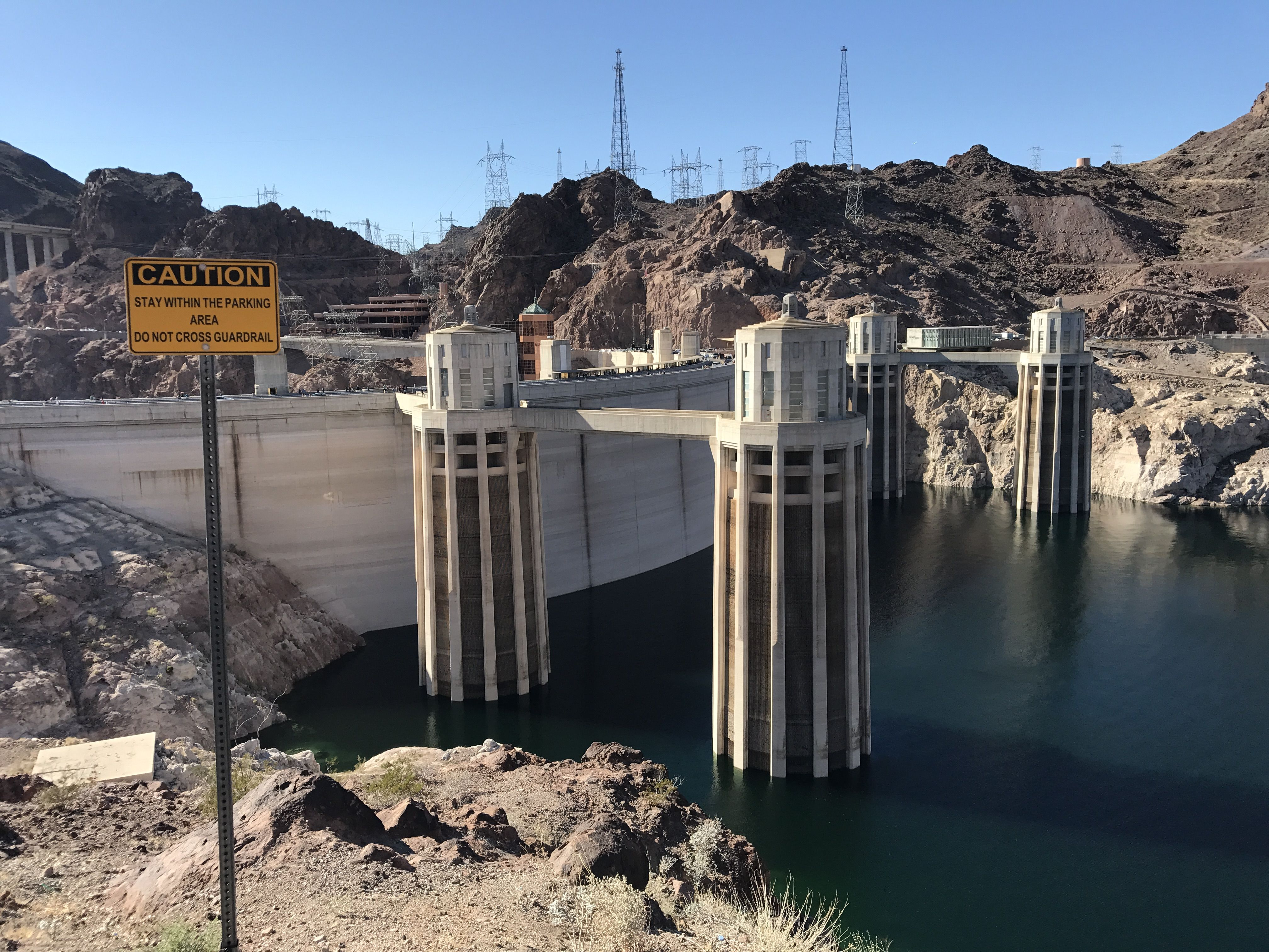Visit Hoover Dam if you can  Great bit of history  | Road