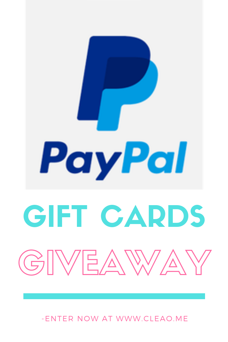 Looking for a way to earn gift cards online for free? Just visit the  website www.cleao.me now to get starte… | Paypal gift card, Earn gift cards,  Gift card giveaway