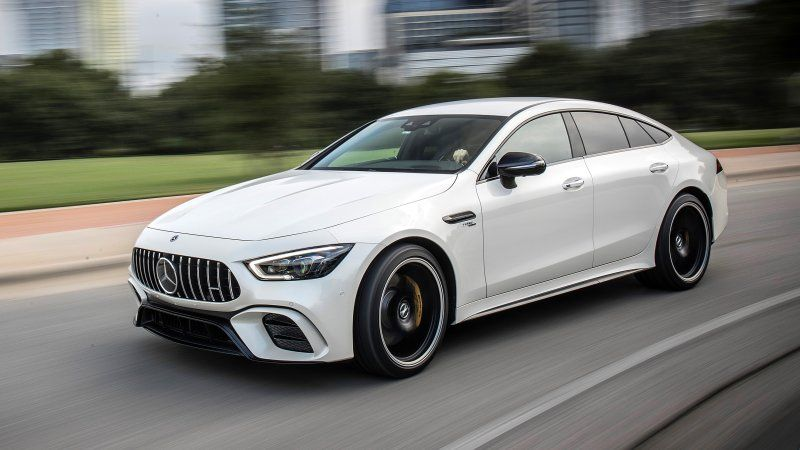 2020 Mercedes Amg Gt 53 Four Door Pricing Announced Mercedes Amg