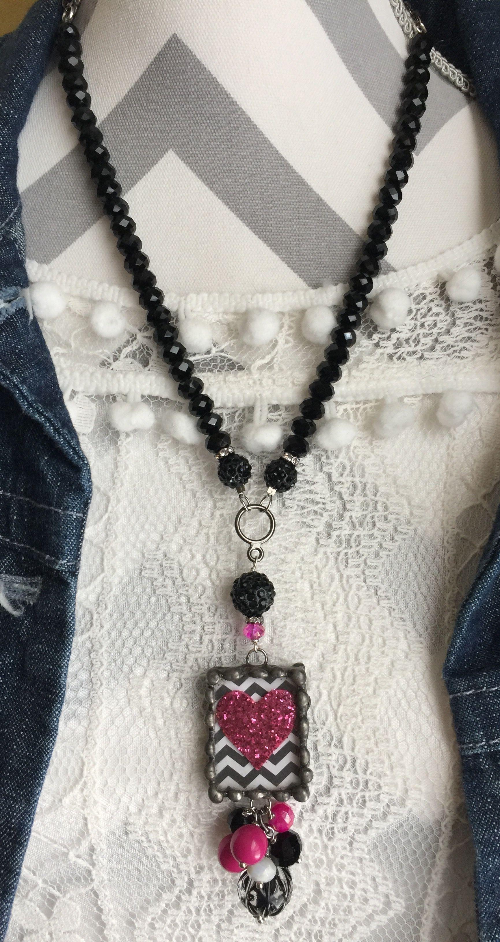 #valentinesday #handmade #solderedjewelry www.nanettemc.etsy.com