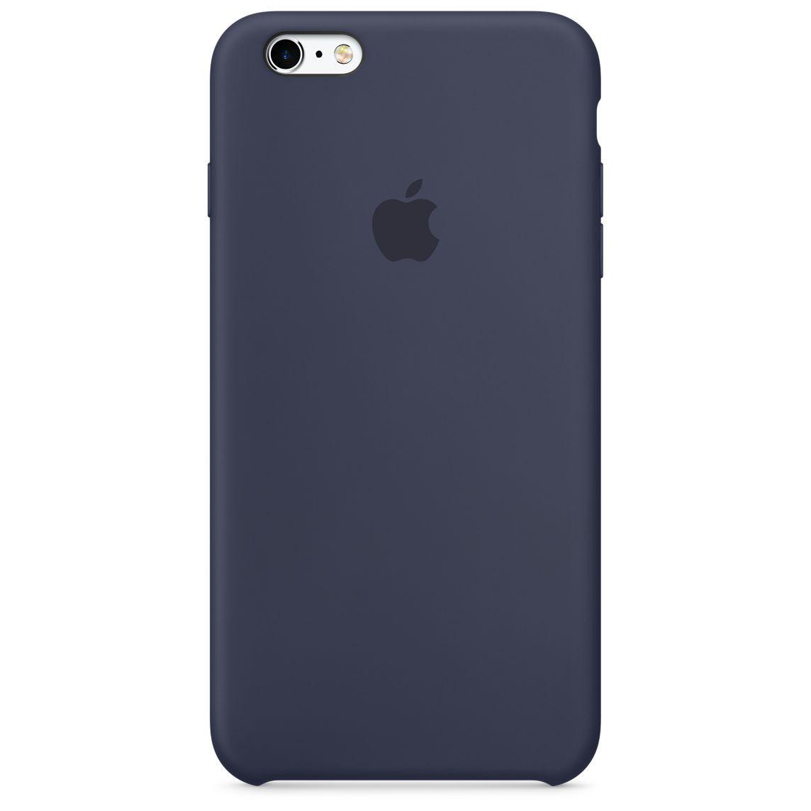 iPhone 6 Plus / 6s Plus Silicone Case Midnight Blue
