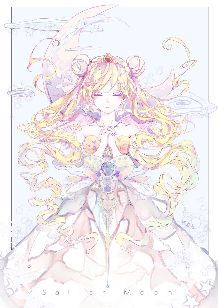"""Photo of """"sailor moon fanart""""-World of Eternal Sailor Moon"""