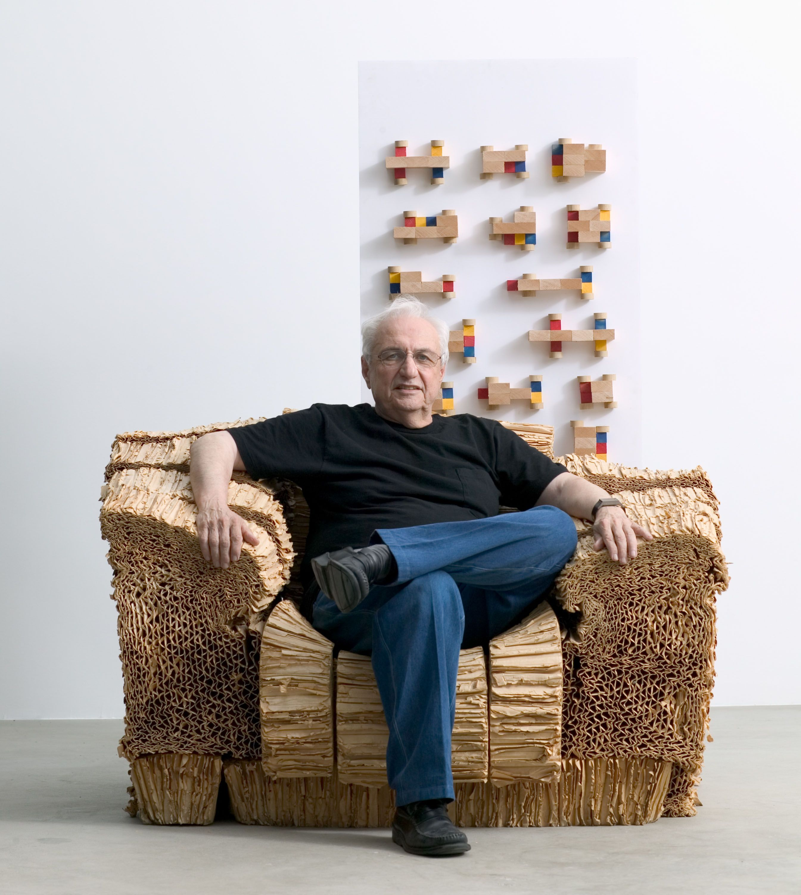 Frank Gehry Google Search Collage Art Pinterest Frank  # Frank Gehry Muebles De Carton
