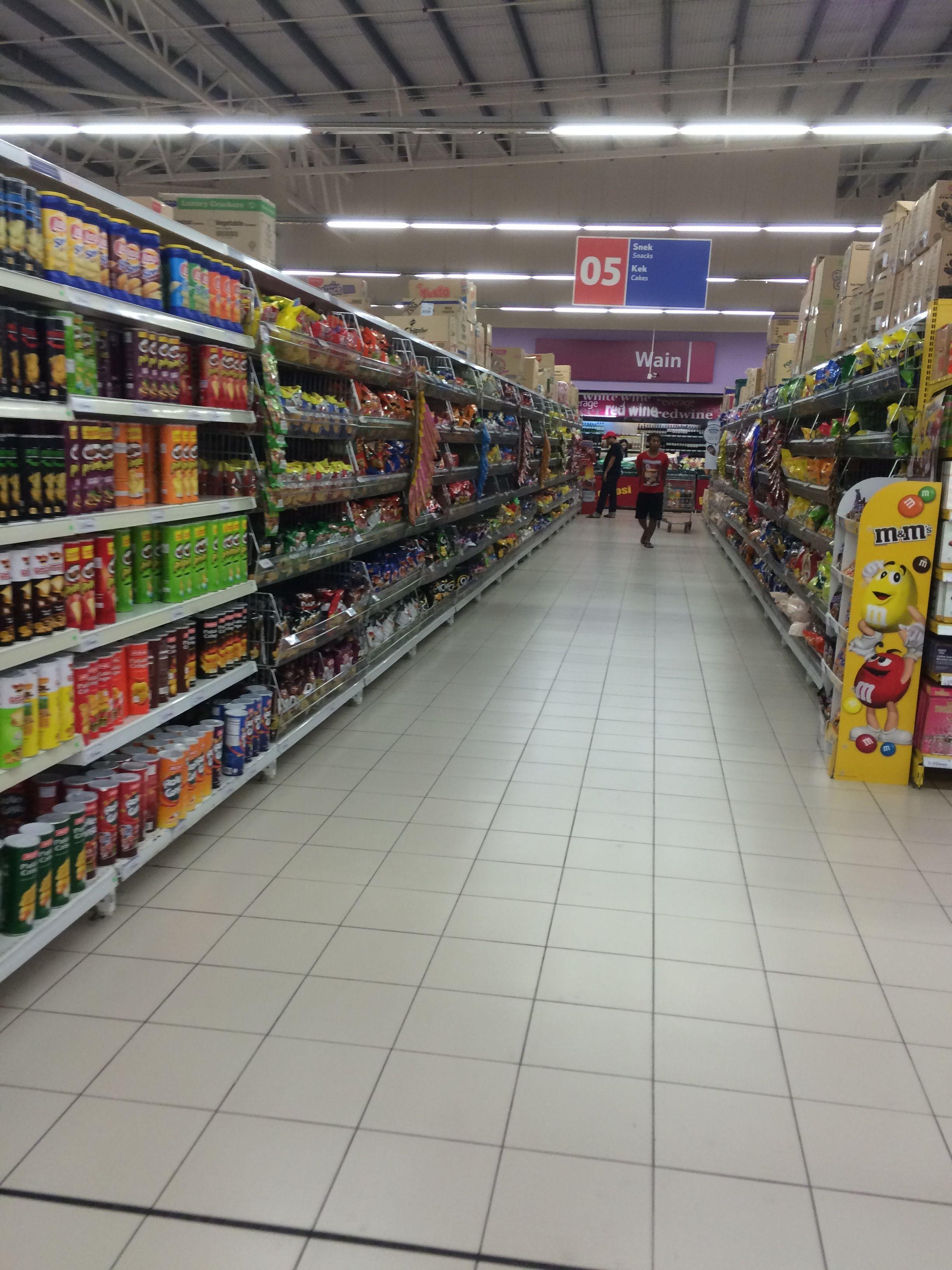 Tesco - Bukit Indah Malaysia Hypermarket Food Gm