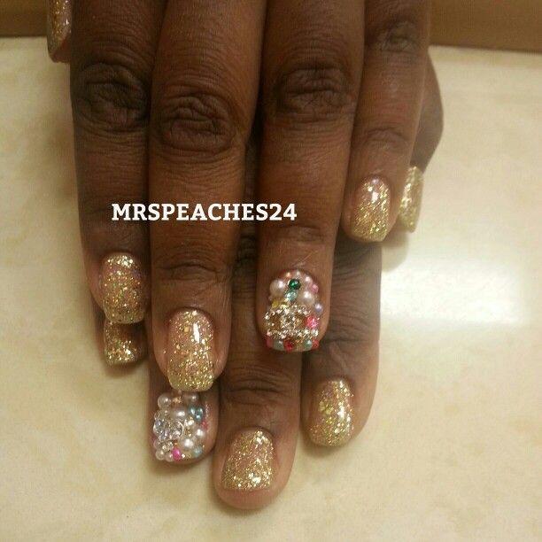 Junk nails | nail designs | Pinterest