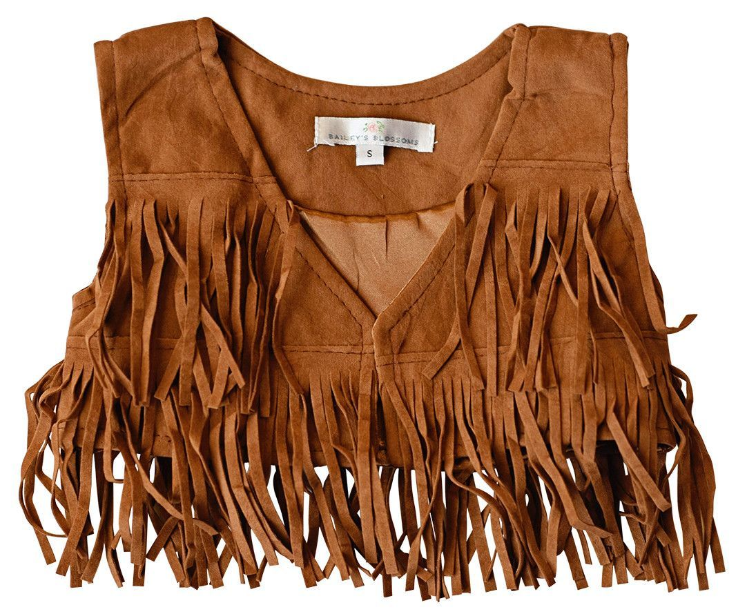 You can NEVER have enough FRINGE!!! This darling suede boho