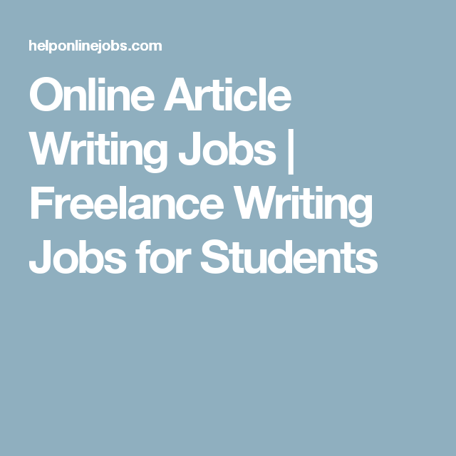 online article writing jobs lance writing jobs for students  find this pin and more on online article writing jobs lance writing jobs for students by sanamustafa999