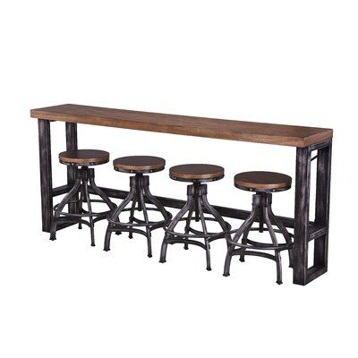 Wellman Pub Table | Restoration Health Collective in 2019