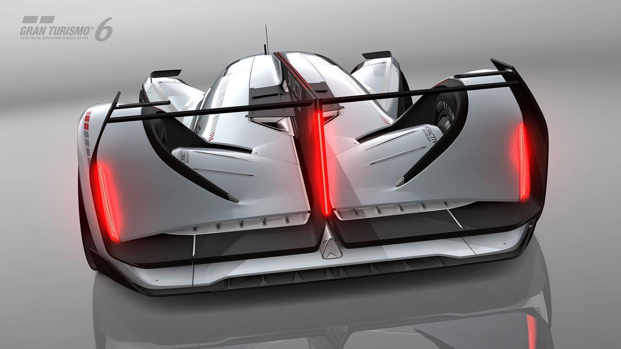 Mazda LM55 Vision Gran Turismo Concept 10 Image · Sports CarsConcept ...