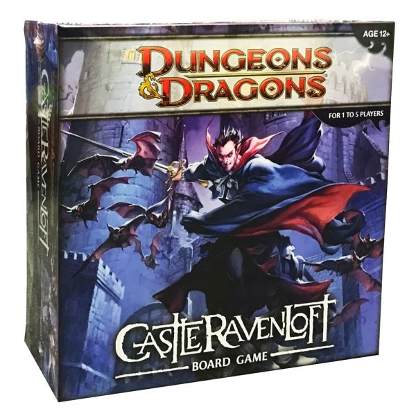Best Dungeons & Dragons Board Games Ranked & Reviewed