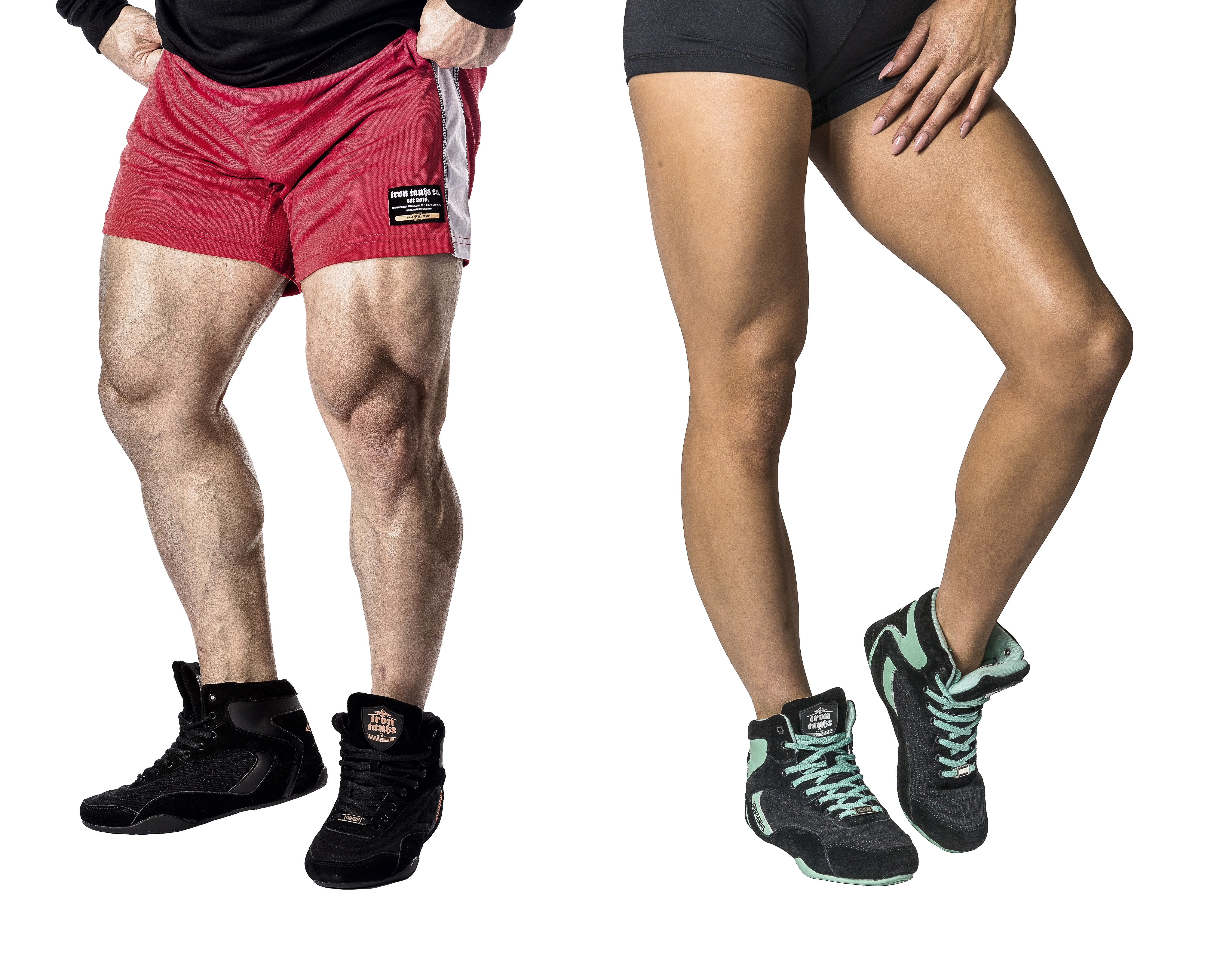 Quadgoals Step Foot Into Our Gym Shoes To Bolster Your Leg Day Workouts Jacob Spiteri Ft Michelle Kimberlee Repre Gym Gear Leg Day Workouts Gym Outfit
