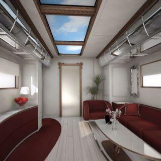 Rv Interior Luxury Mobile Homes Luxury Rv Luxury Living