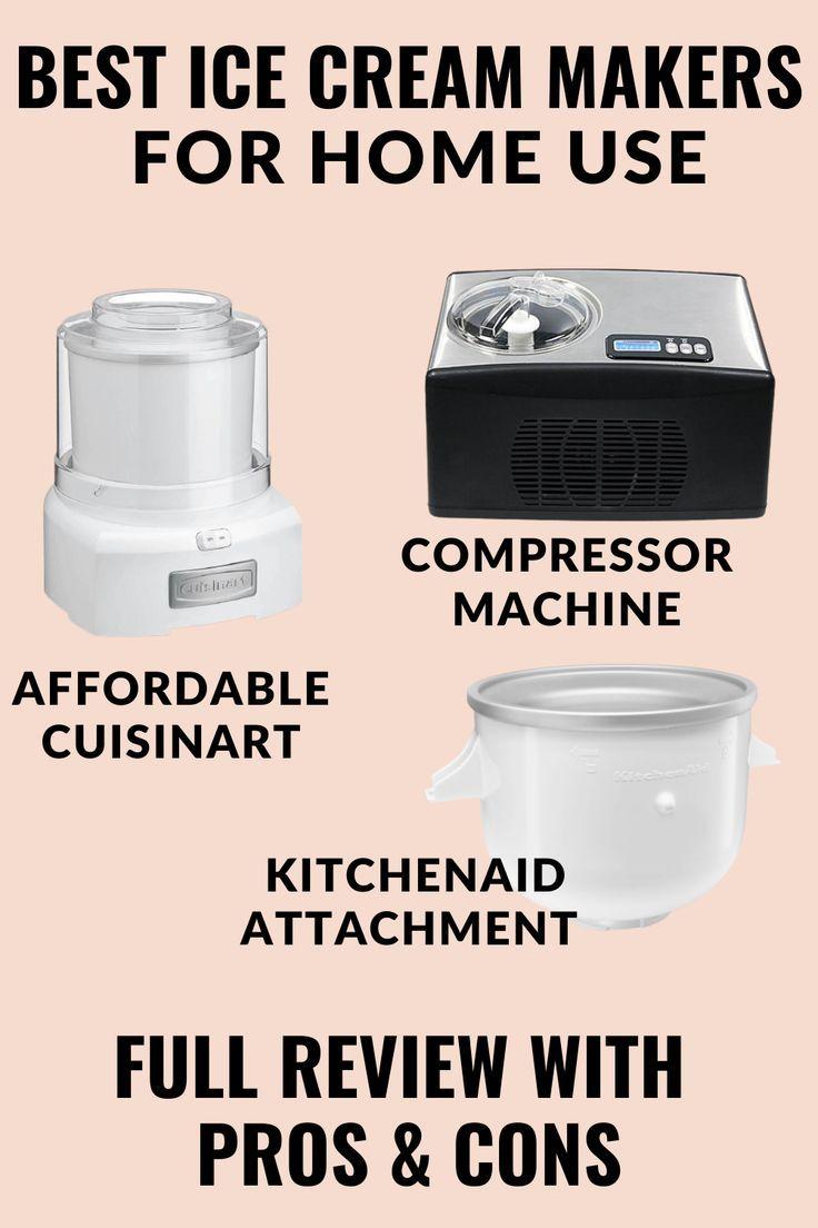 Kitchenaid Ice Cream Maker Attachment Kica0wh Kitchen Aid Ice Cream Kitchenaid Ice Cream Maker Ice Cream Maker