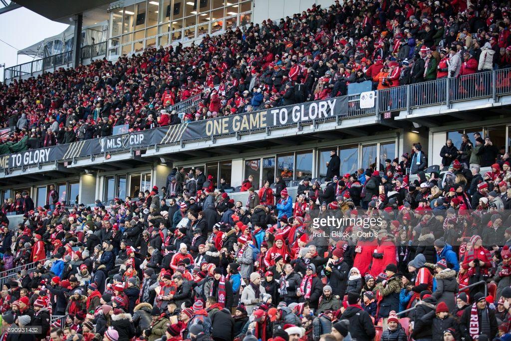 Pin on Toronto FC, the Reds