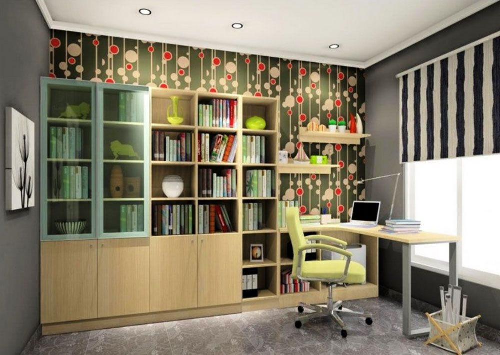 Study room design ideas for kids and teenagers study Study room ideas