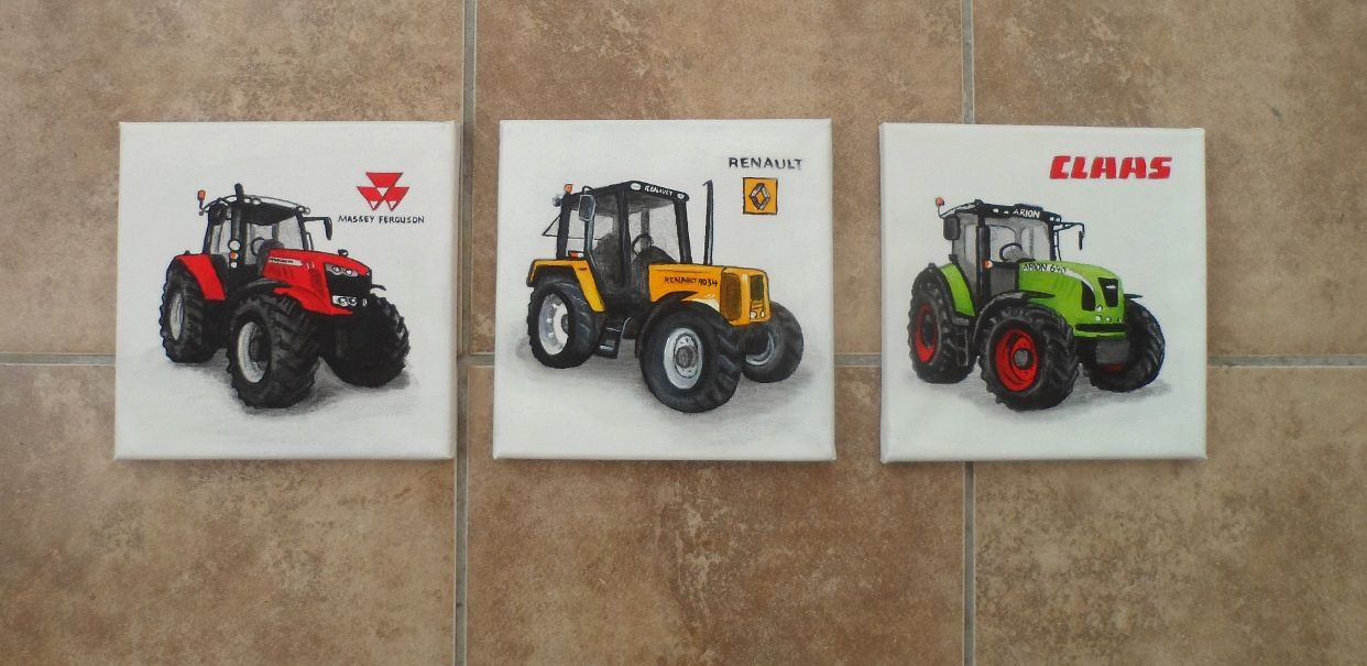 Commissions Welcome Of Different Types Of Tractors 10 Each Www