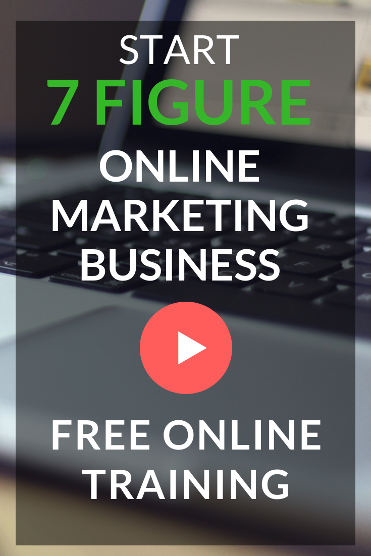 Start 7 Figure Online Marketing Business Learn How You Can Earn Income
