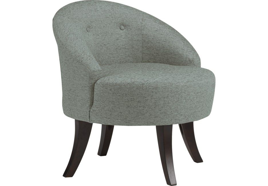 Best Marsston Blue Accent Swivel Chair Products Chair 400 x 300