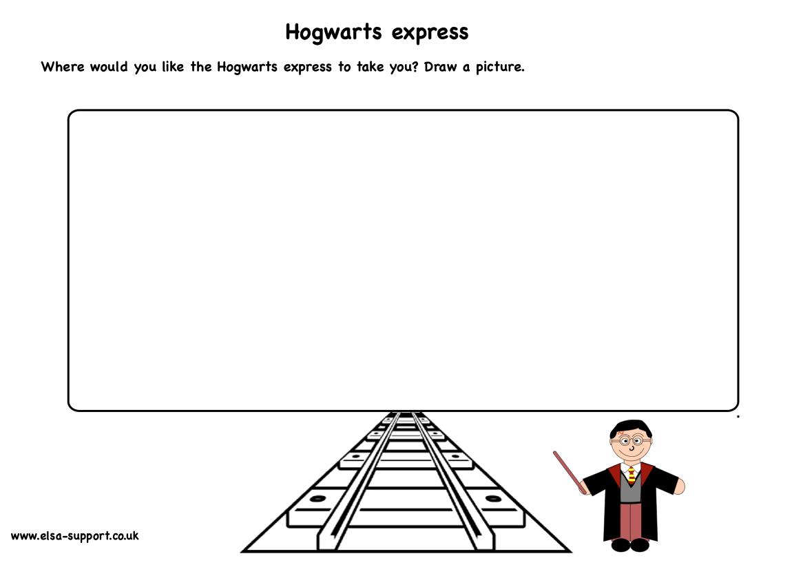 Hogwarts Billedkunst