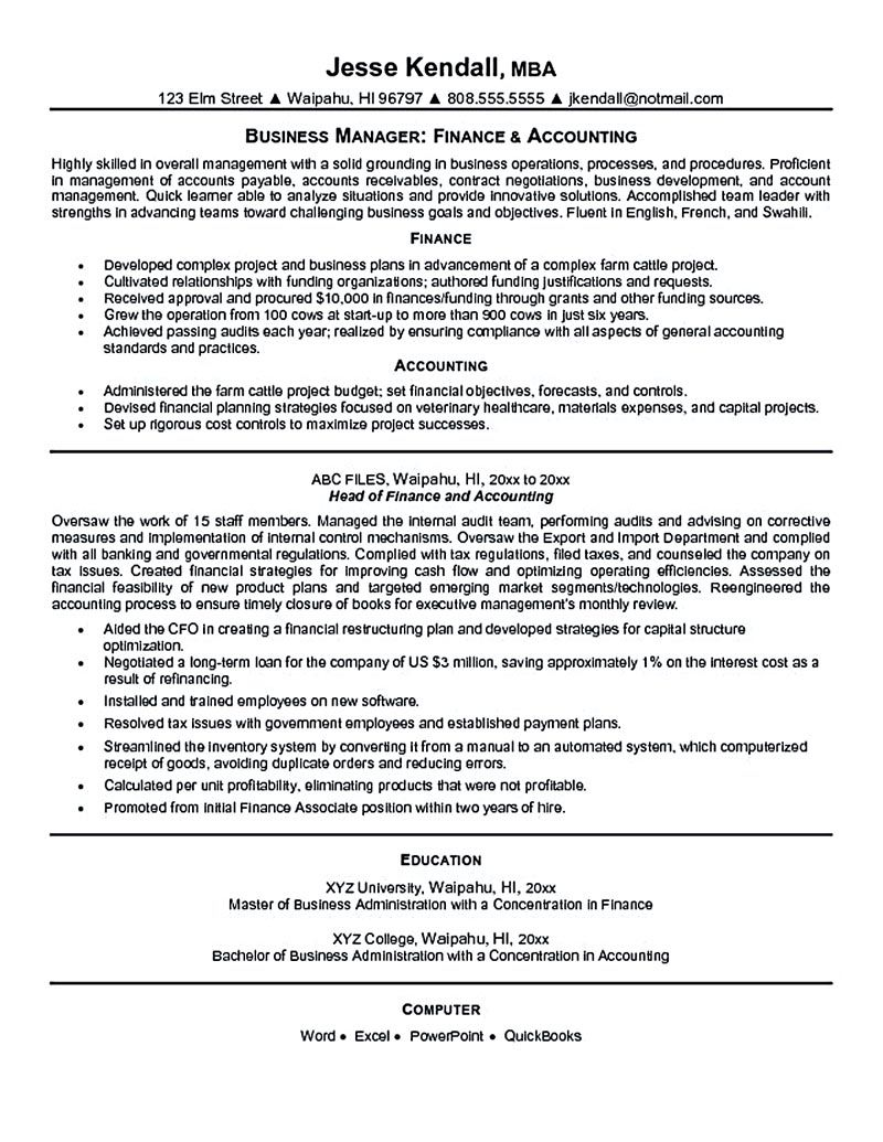 Accounting Intern Resume Accounting Internship Resume Accounting Resume Ought To Be Perfect