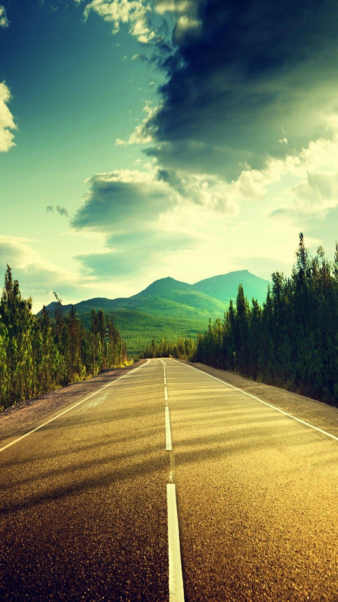 Dusk road wallpaper pinterest carretera for Fondos de escrito