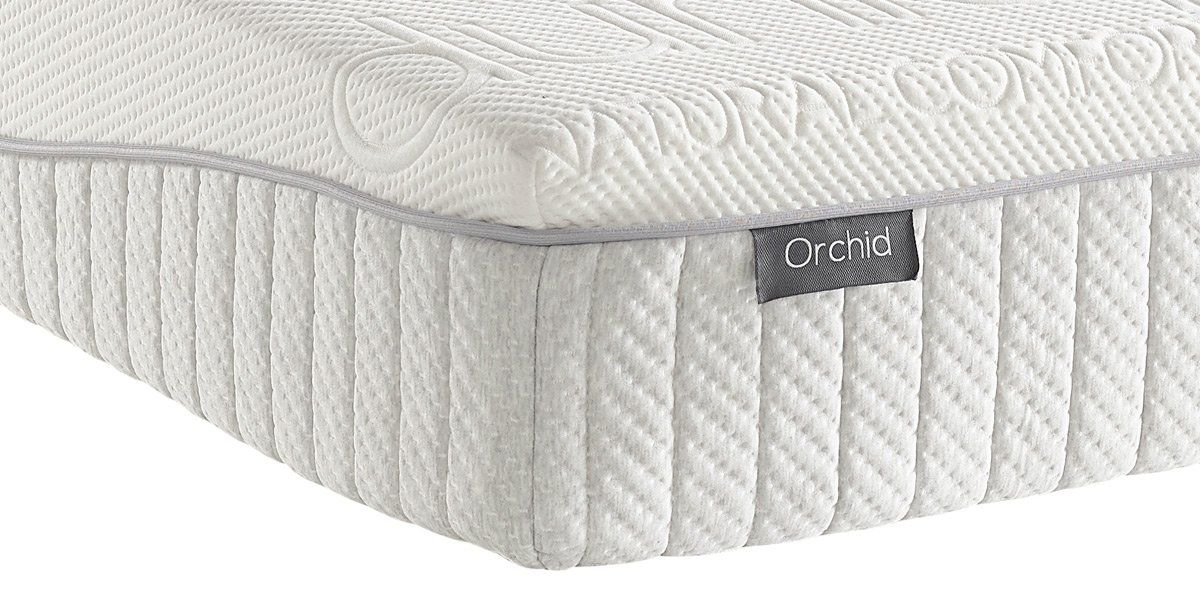 Dunlopillo Orchid Firm Tension Mattress Small Double 120 X 190 Cm Amazon Co Uk Kitchen Home Mattress Small Firm