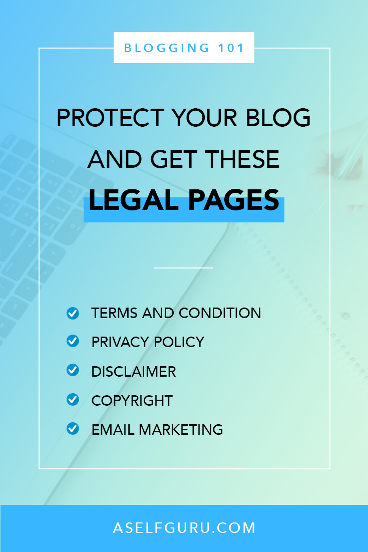 Here Are 3 Legal Templates And Legal Forms You Need On Your Website To Comply With The Law And Protect Online Training Business How To Start A Blog Blog Legal