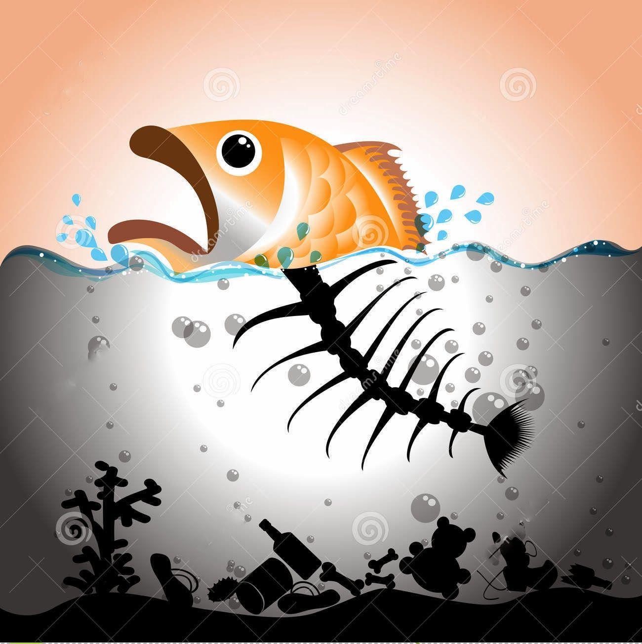 تلوث الماء Water Pollution Poster Water Pollution Save Water