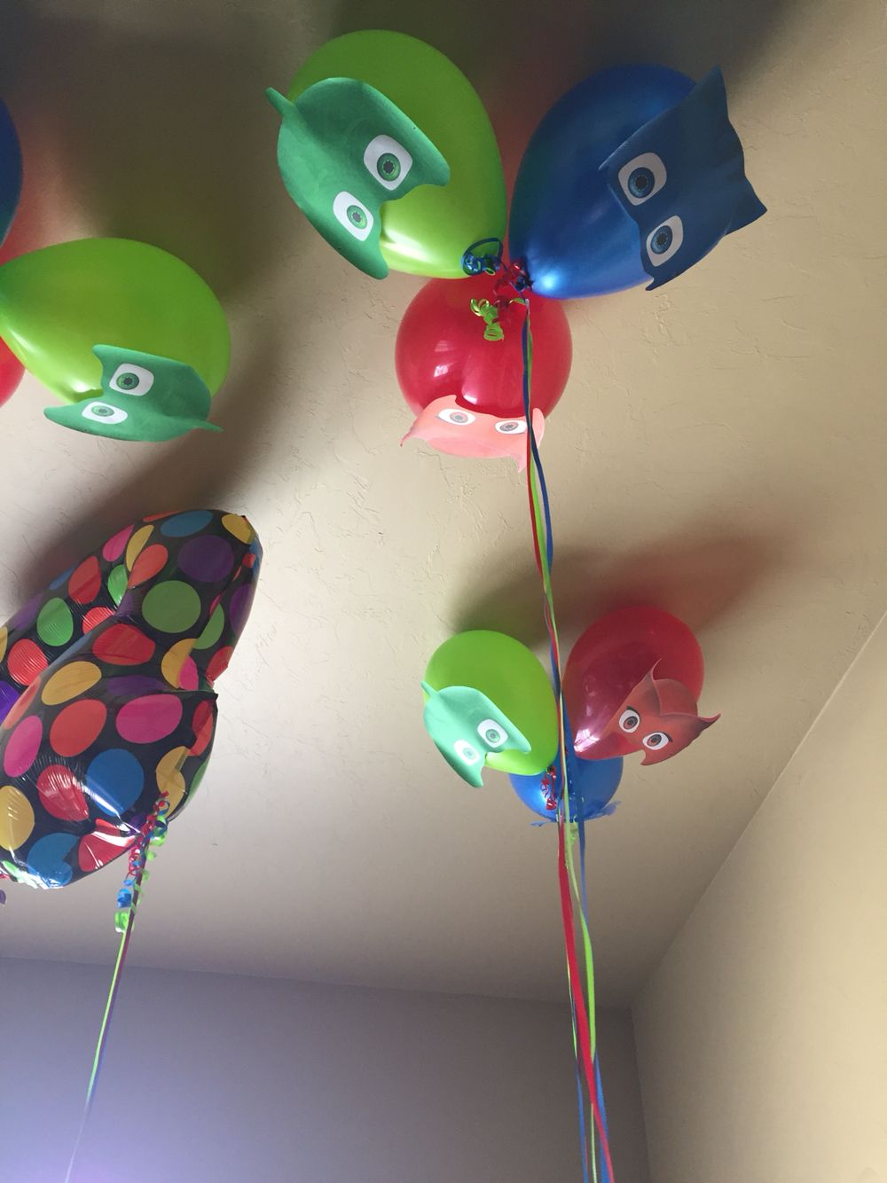 PJ Mask Balloons | PJ Masks | Pj masks balloons, Pj masks ...