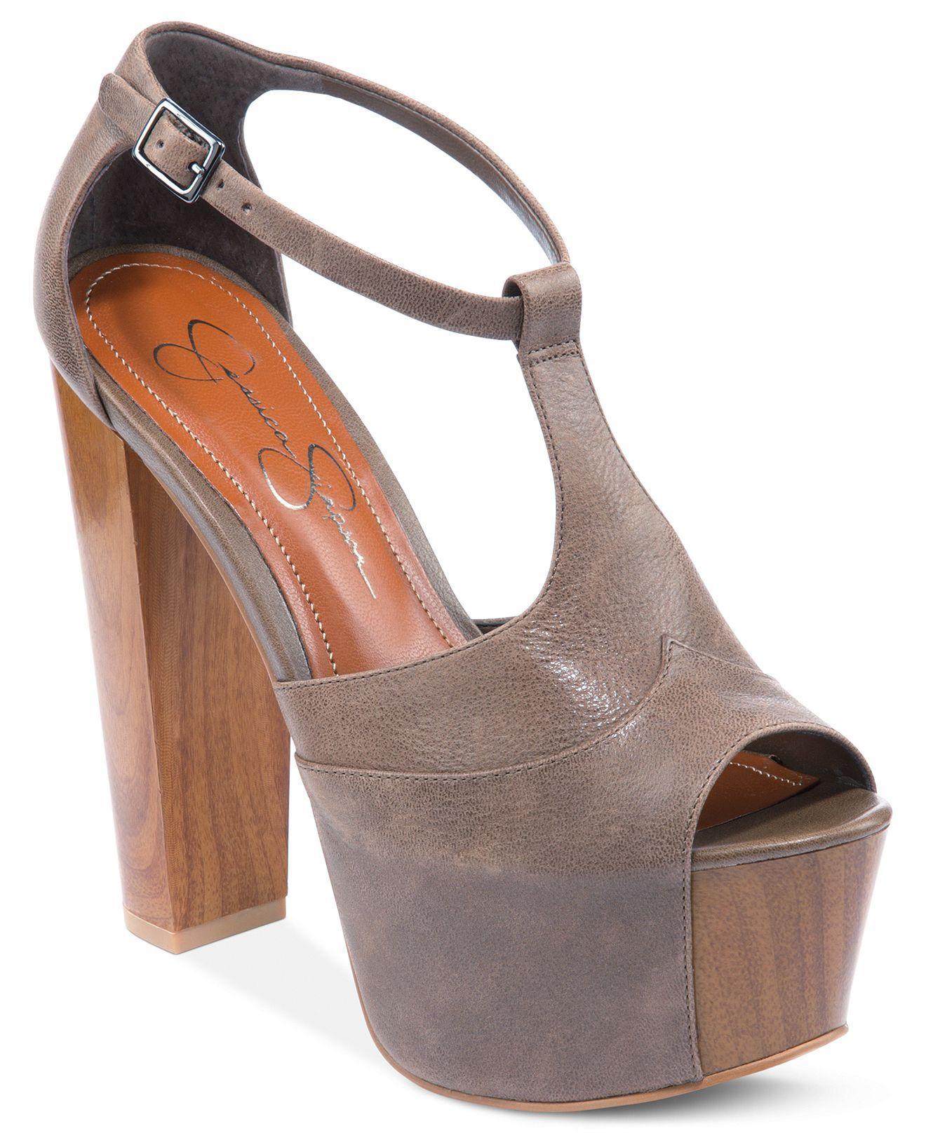 6c28f65679 Jessica Simpson Shoes, Dany Platform Sandals - Jessica Simpson - Shoes -  Macy's