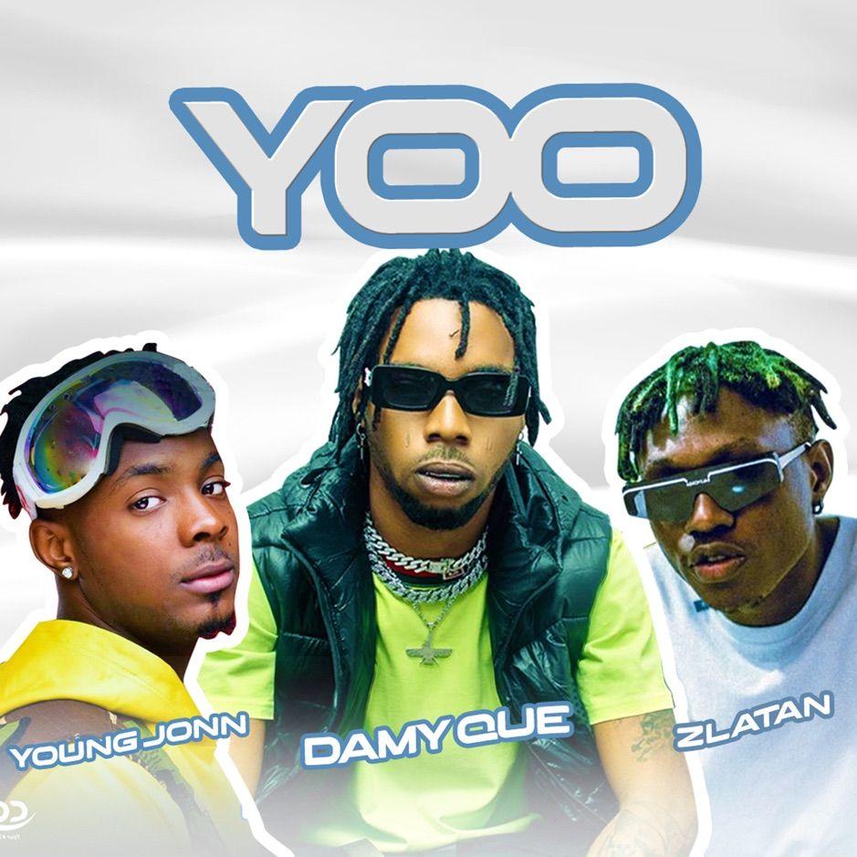 A Zyoo Single By Damyque Zlatan Young Jonn Sponsored