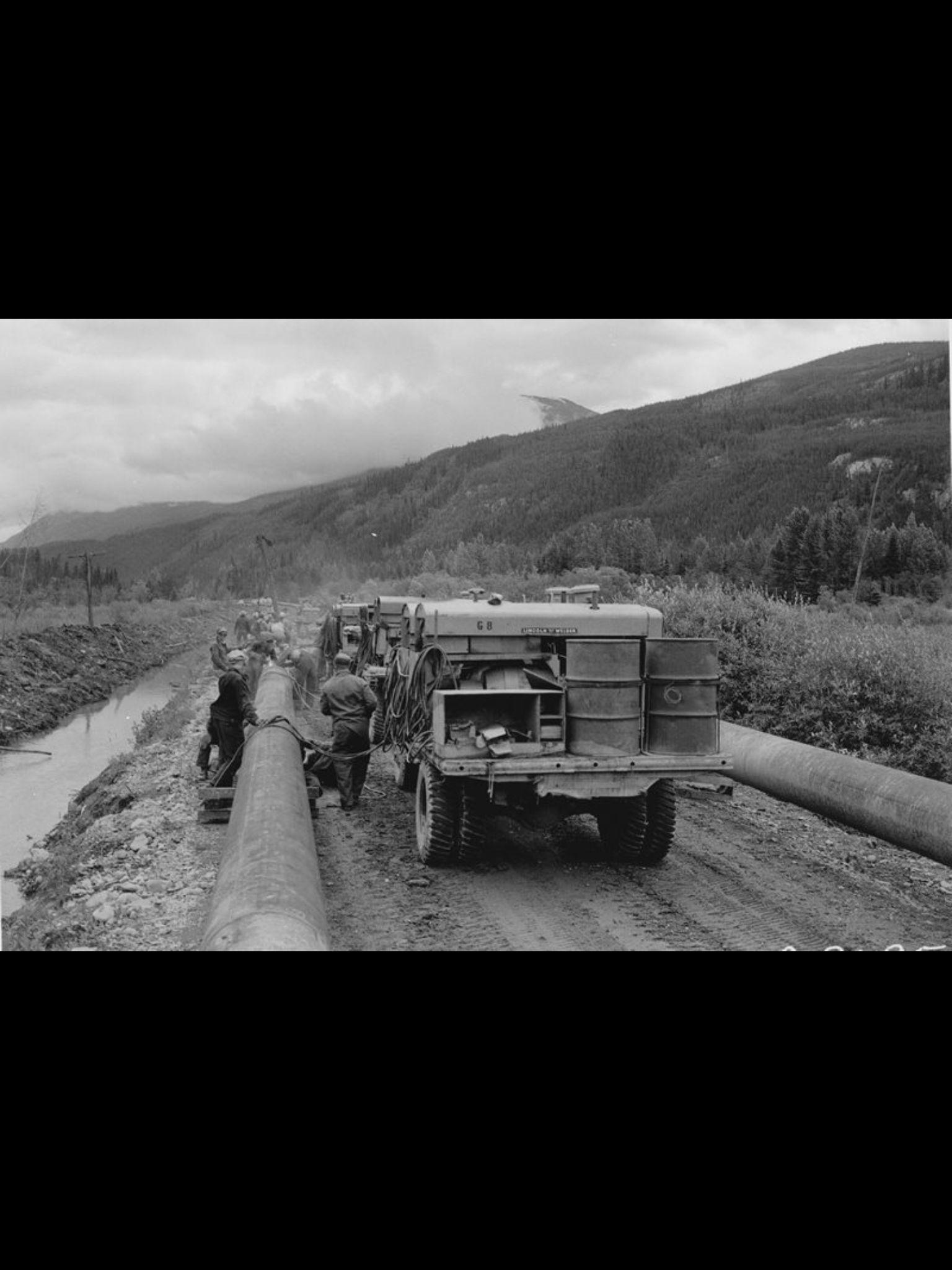 Pin by Peyton Barrett on Welding Truck Pipeline welding