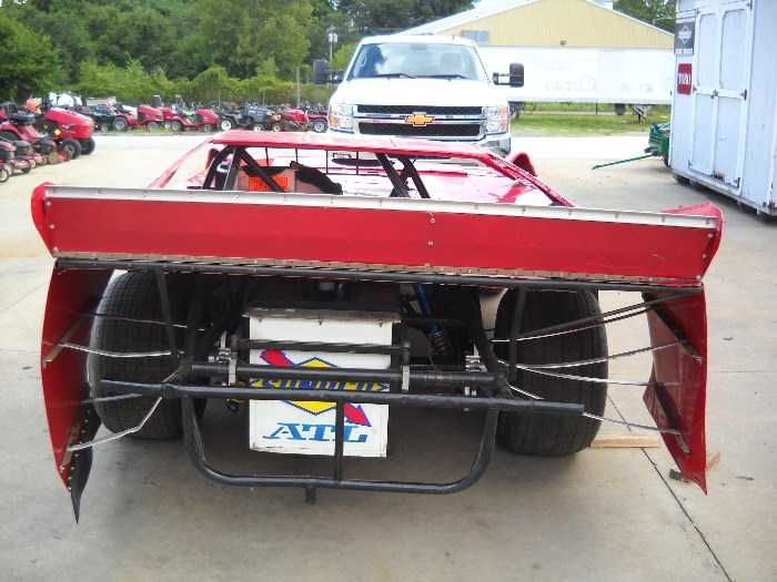 $5,000 00 2008 Masters Built Smack Down Franklin Rear End Afco
