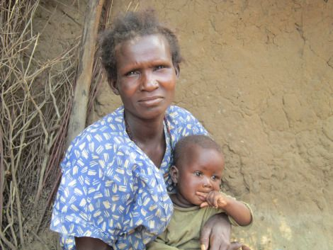 Women Who Inspire: Maternal Health in Karamoja, Uganda #WomenInspire