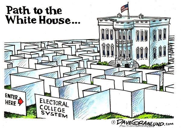 004 Dave Granlund Electoral College