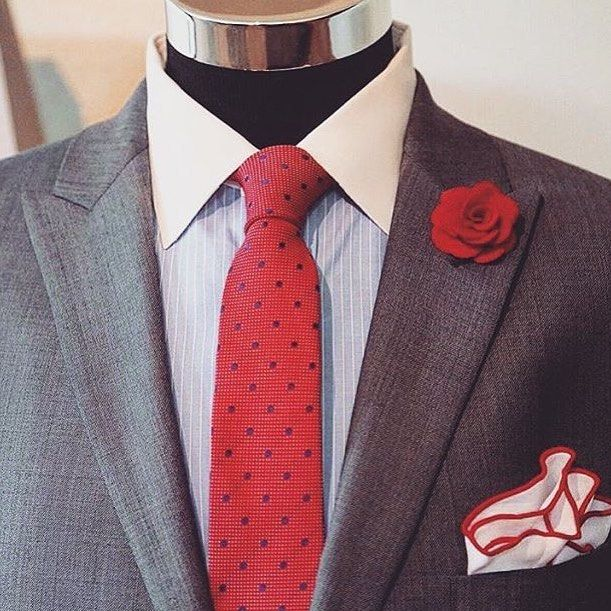 Image result for don't over accessorize suits