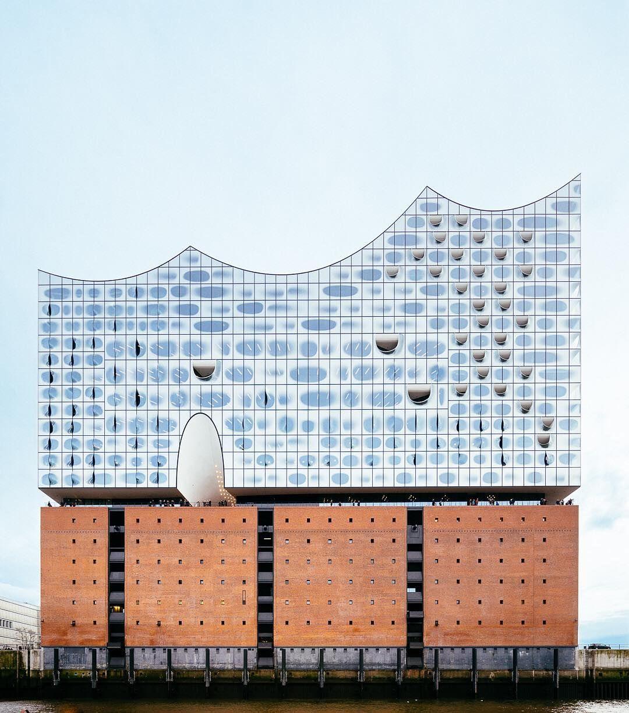 Elbphilharmonie Herzogdemeuron 건축물 건축 어린이