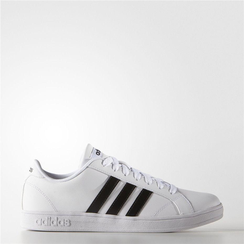 the latest 12c3b d971f Adidas Baseline Shoes (Running White Ftw  Black  Running White)